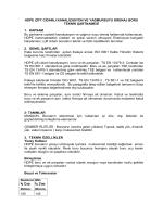 HDPE çift Çıdarlı Boru (Koruge)