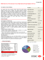 AMG A4 portrait single page document template