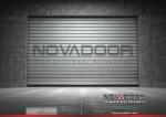 E-Katalog - Novadoor otomatik kapı sistemleri