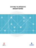 2015 Yılı Mali Bütçesi
