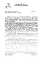 T.C. MİLLÎ EĞİTİM BAKANLIĞI İnsan Kaynakları Genel Müdürlüğü