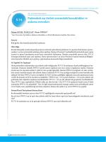 Pnömokok aşı türleri arasındaki karışıklıklar ve aşılama sorunları