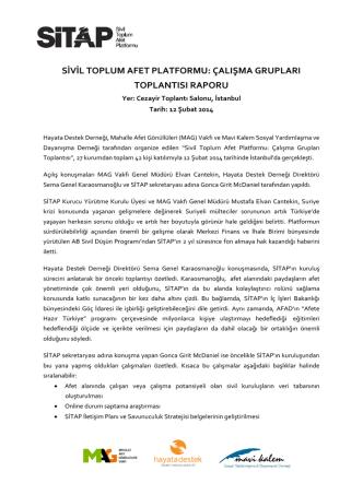 12_Subat_Calisma_Grubu_Toplantı_Raporu