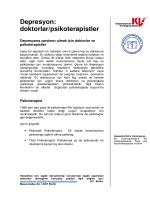 Depresyon - Kassenärztliche Vereinigung Berlin