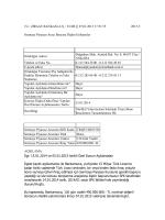 07.01.2015 17:51:55 2015-5 Sermaye Piyasası Aracı İhracına İlişkin