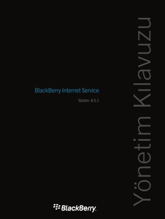 BlackBerry Internet Service