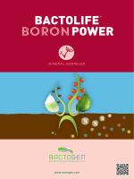 Katalog İndir - Bactogen Biyoteknolojik Ürünler
