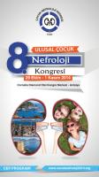nefrolojı cep programı - 8. Ulusal Çocuk Nefroloji Kongresi