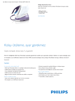 Product Leaflet: 240 g şok buhar Buhar kazanlı ütü