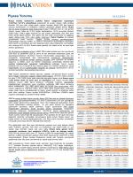 Halk Yatırım Günlük Bülteni 16.12.2014