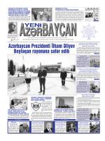 Азярбайъан Президенти Илщам Ялийев Бейляган районуна