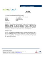 DST 100 PDS - Chem-Craft Kimyevi Maddeler A.Ş.