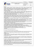 TOTM-OFR-281 Epilepsi Ameliyatı Aydınlatılmış Onam Formu