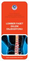 lomber faset eklem enjeksiyonu - Sakarya Eğitim ve Araştırma