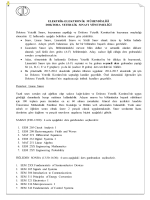 elektrik-elektronik mühendisliği - Department of Electrical and