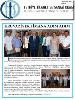 Sayı- 33 - Fethiye Ticaret ve Sanayi Odası