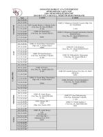 GIDA 2014 GÜZ 1.ÖĞRETİM - Mühendislik Fakültesi