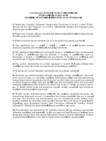 çanakkale onsekiz mart üniversitesi mühendislik fakültesi jeofizik