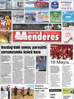 19 Mayıs… - Küçük Menderes