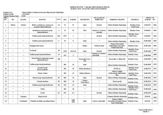 22-23-24.10.2014 Tarih ve 115-116