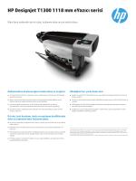 IPG HW HPS Commercial Designjet Datasheet