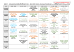 SDÜ OF – ORMAN MÜHENDİSLİĞİ BÖLÜMÜ 2014 – 2015 GÜZ