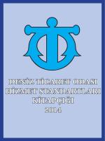 Oda Hizmet Standartları - deniz ticaret odası izmir şubesi