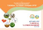 kutahya - TC Gıda Tarım ve Hayvancılık Bakanlığı