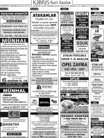 opel zafıra - Kıbrıs Gazetesi