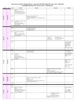 Sınav Programı İçin Tıklayınız - Kocaeli Üniversitesi | Ebelik Bölümü