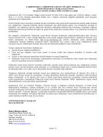 carrefoursa carrefour sabancı ticaret merkezi a.ş. yönetim kurulu