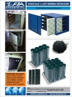 Aktif Karbon Tutucu Sistemler - fta