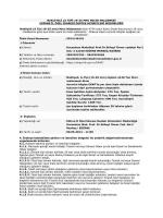 NAKLİYELİ (A TİPİ 19-25 MM)