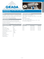 GRADABAND 150-200-250-300-400