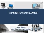 e-FATURA - İstanbul Ymmo