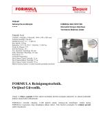 Formula Eskalator 600
