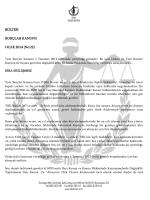 Ocak 2014 - Çalışkaner Hukuk Bürosu
