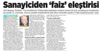 30.12.2014 - Ankara Sanayi Odası