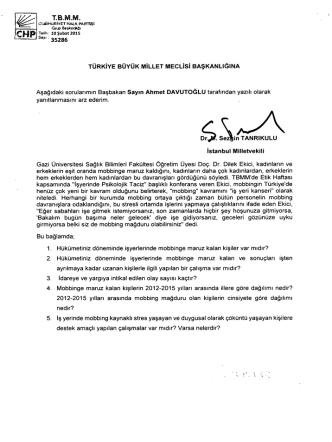 7% - Türkiye Büyük Millet Meclisi