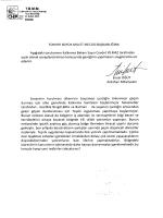"""` w` """" 35356 turkiye buyuk millet meclisi başkanlığına"""