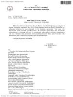 Ofis ve Danışmanlık Hizmeti - Alaplı Meslek Yüksekokulu