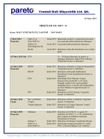 sırk-15-11 2015 yılı mart ayı malı yukumluluk takvımı