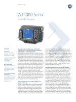 WT4000 Specifications (Turkish)