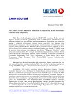 ekte - Turkish Airlines