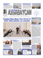 Президент Илщам Ялийев: Дейя билярям ки, биринъи рцбцн