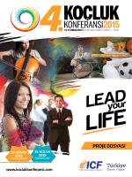 15 nisan 2015 - Koçluk Konferansı