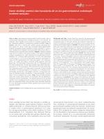 Demir eksikliği anemisi olan hastalarda alt ve üst gastrointestinal