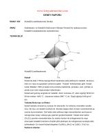 İndir (PDF, 233KB) - Kimya Ders Notları