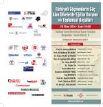 Türkiyeli Göçmenlerin Göç Alan Ülkelerde Eğitim Durumu ve