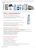 Broşür - Su Sebili Dezenfeksiyonu